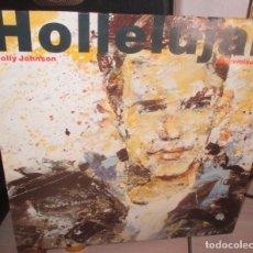 Discos de vinilo: HOLLY JOHNSON - HOLLELUJAH LP. Lote 175682795