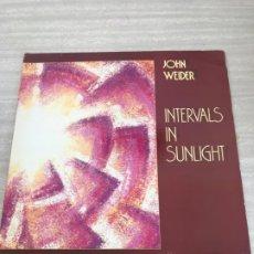 Discos de vinilo: JOHN WEIDER. Lote 175683665