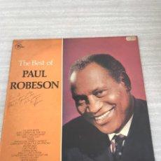 Discos de vinilo: PAUL ROBENSON. Lote 175683925