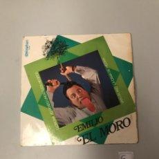 Discos de vinilo: EMILIO EL MORO. Lote 175685418
