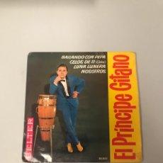 Discos de vinilo: EL PRINCIPE GITANO. Lote 175686539