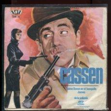 Dischi in vinile: CASSEN. JAIME BONET EN EL BANQUILLO. 07 CON EL 2 DELANTE. IFI 1966. . Lote 175686604