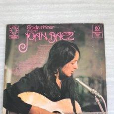 Discos de vinilo: JOAN BAEZ. Lote 175686700
