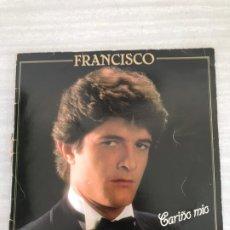 Discos de vinilo: FRANCISCO. Lote 175687162