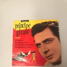 Discos de vinilo: PRINCIPE GITANO. Lote 175687182