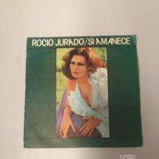 Discos de vinilo: ROCÍO JURADO. Lote 175687503