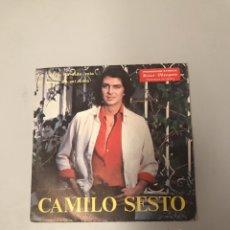 Discos de vinilo: CAMILO SEXTO. Lote 175688377