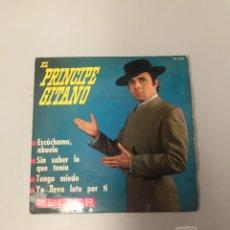 Discos de vinilo: PRINCIPE GITANO. Lote 175690260
