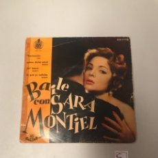 Dischi in vinile: SARA MONTIEL. Lote 175710482
