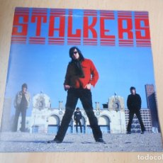 Discos de vinilo: STALKERS, SG, SUN´S COMING UP + 1, AÑO 20?? MADE IN ??. Lote 175711282