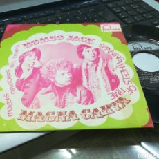 Discos de vinilo: MAGNA CARTA SINGLE ROMEO JACK ESPAÑA 1970. Lote 175714543