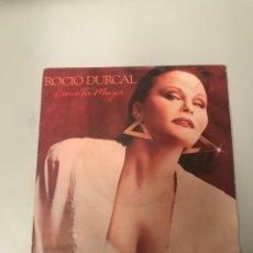 Discos de vinilo: ROCÍO DÚRCAL. Lote 175720639