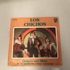 Discos de vinilo: LOS CHICHOS. Lote 175720670