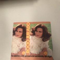 Discos de vinilo: ROCÍO JURADO. Lote 175720769