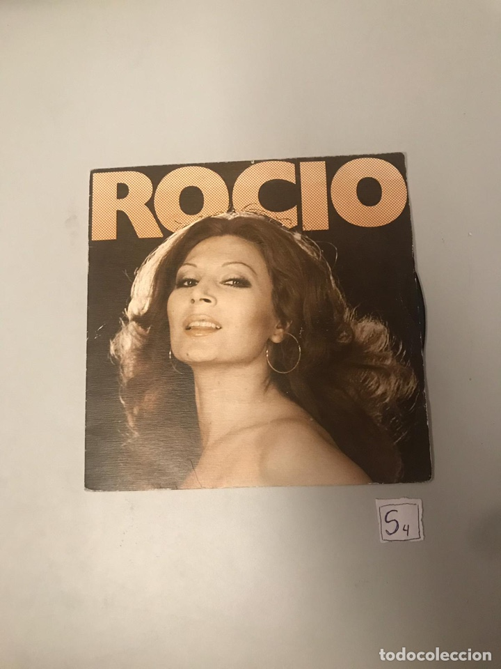 ROCÍO (Música - Discos - Singles Vinilo - Flamenco, Canción española y Cuplé)