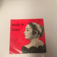 Discos de vinilo: MARIFE DE TRIANA. Lote 175725150