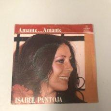Discos de vinilo: ISABEL PANTOJA. Lote 175726115