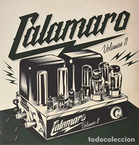 CALAMARO ANDRES CALAMARO VOLUMEN 11 2 LPS + CD NUEVO (Música - Discos - LP Vinilo - Grupos Españoles de los 90 a la actualidad)