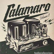 Discos de vinilo: CALAMARO ANDRES CALAMARO VOLUMEN 11 2 LPS + CD NUEVO. Lote 175731430