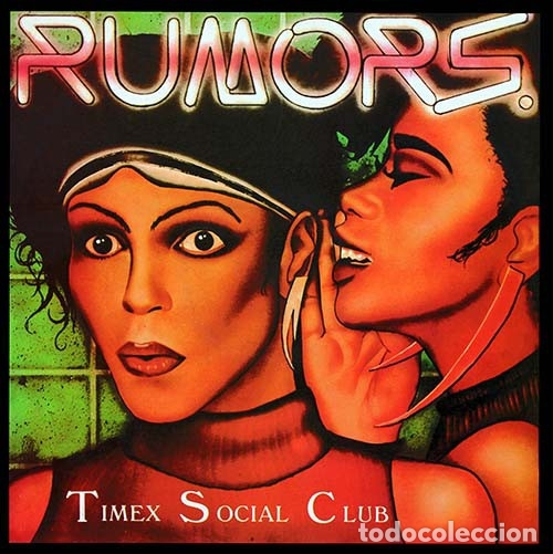 TIMEX SOCIAL CLUB - RUMORS (REMIX) VINYL, MAXI-SINGLE, SPAIN 1986 (Música - Discos de Vinilo - Maxi Singles - Reggae - Ska)