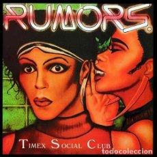Discos de vinilo: TIMEX SOCIAL CLUB - RUMORS (REMIX) VINYL, MAXI-SINGLE, SPAIN 1986. Lote 203999671