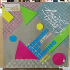 Dischi in vinile: PAMALA STANLEY - COMMING OUT OF HIDING - MAXI SINGLE DEL SELLO CASABALANCA 1983. Lote 175742499