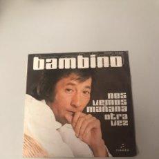 Discos de vinilo: BAMBINO. Lote 175746968