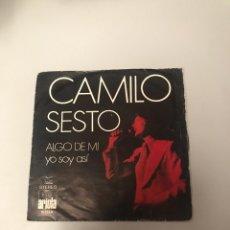 Discos de vinilo: CAMILO SEXTO. Lote 175747880