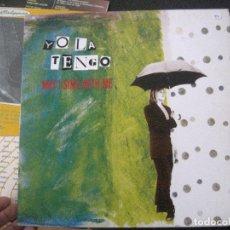 Disques de vinyle: YO LA TENGO-MAY I SING WITH ME (LP. CITY SLANG. 1992) MUY BUSCADO. PRIMER DISCO CON JAMES MCNEW. Lote 175756229