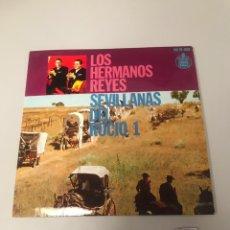 Discos de vinilo: LOS HERMANOS REYES. Lote 175759078