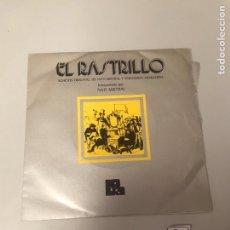 Discos de vinilo: EL RASTRILLO. Lote 175759538