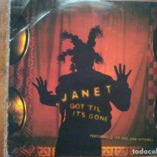 Discos de vinilo: JANET JACKSON - GOT 'TIL IT'S GONE (MX) 1997. Lote 175762488