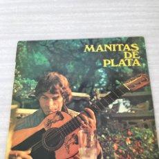 Discos de vinilo: MANITAS DE PLATA. Lote 175765483