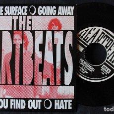 Discos de vinilo: THE HEARTBEATS - UNDER THE SURFACE - EP THUNDERPUSSY, 1993 -. Lote 175765668