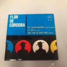 Discos de vinilo: FLOR DE CÓRDOBA. Lote 175771415