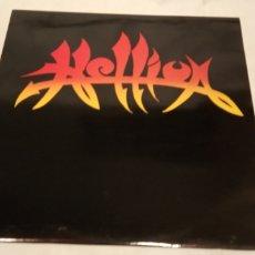 Discos de vinilo: HELLION -HELLION- (1983) VINILO DISCO VINILO. Lote 175773328