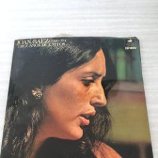 Discos de vinilo: JOAN BAEZ. Lote 175775089