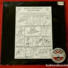 Discos de vinilo: ROBYN HITCHCOCK (MAXI 1985) (RARO) & THE EGIPTIANS - BRENDA'S IRON SLEDGE - THE PIT OF SOULS. Lote 175778535