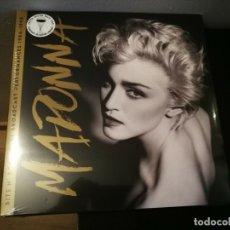 Discos de vinilo: MADONNA - BITS N BOBS - 2 LP BLANCO / WHITE LIMIT EDITION VINYL - NEW AND SEALED -. Lote 175784792