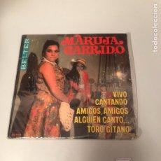 Discos de vinilo: MARUJA GARRIDO. Lote 175785325