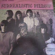 Discos de vinilo: JEFFERSON AIRPLANE . SURREALISTIC PILLOW LP - ORIGINAL U.S.A. RCA RECORDS 1967 FUNDA INT. ORIGINAL. Lote 175794330