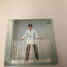Discos de vinilo: BAMBINO. Lote 175798244