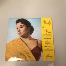 Discos de vinil: MARIFE DE TRIANA. Lote 175812749