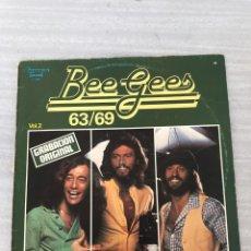 Discos de vinilo: BEEGEES. Lote 175830735