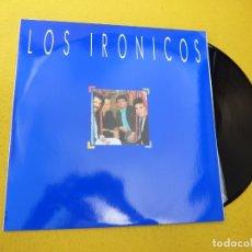 Discos de vinil: LP LOS IRONICOS - ARREBATO - ASTUR ROCK - VINILO (EX/EX) Ç. Lote 175839945