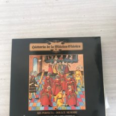 Discos de vinilo: HISTORIA DE LA MÚSICA CLASICA. Lote 175843855