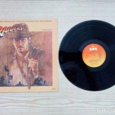 Discos de vinil: EN BUSCA DEL ARCA PERDIDA - BANDA SONORA ORIGINAL DE LA PELICULA - 1 LP. Lote 175852968