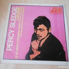 Dischi in vinile: PERCY SLEDGE, SG, COVER ME (CUBREME) + 1, AÑO 1967. Lote 175857580