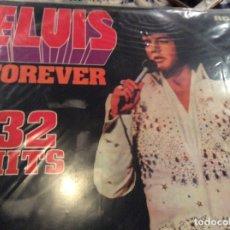 Discos de vinilo: ELVIS FOREVER RCA VICTOR.DOS LP. Lote 175869938