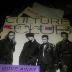 Discos de vinilo: CULTURE CLUB. Lote 254732300